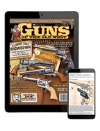 GUNS OF THE OLD WEST DIGITAL SUBSCRIPTION