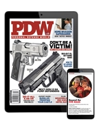 PERSONAL DEFENSE WORLD DIGITAL SUBSCRIPTION